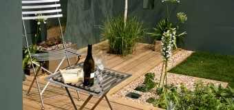 Jardin peque o con fuente archives - Disenar un jardin pequeno ...