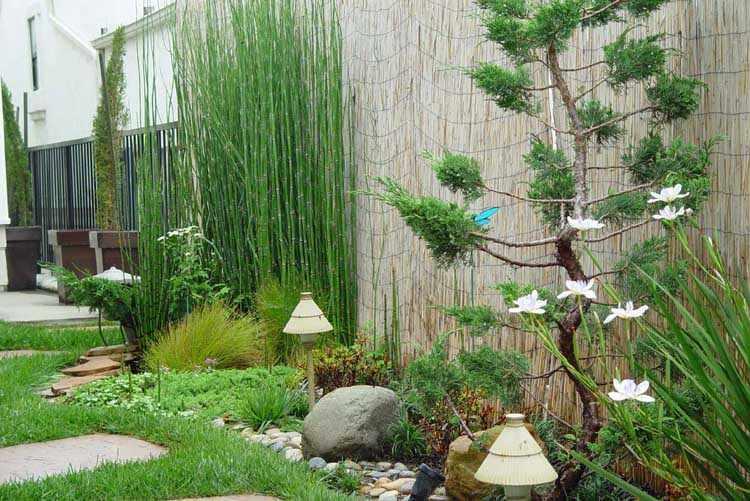 diseo de jardines minimalistas - Jardines Minimalistas