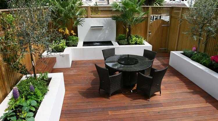 decoracion jardines minimalistas