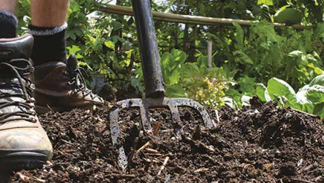Como mejorar el suelo del jardin - Como solar un suelo ...