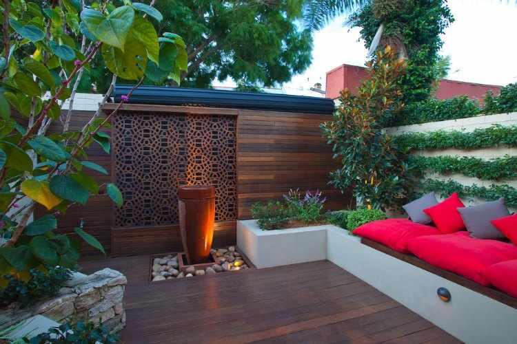 Dise o de jardines peque os - Ideas decoracion jardines pequenos ...