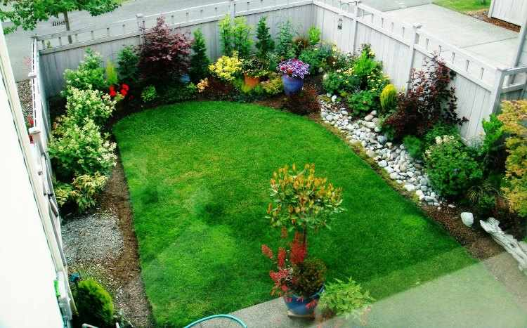 ideas para jardines pequeos