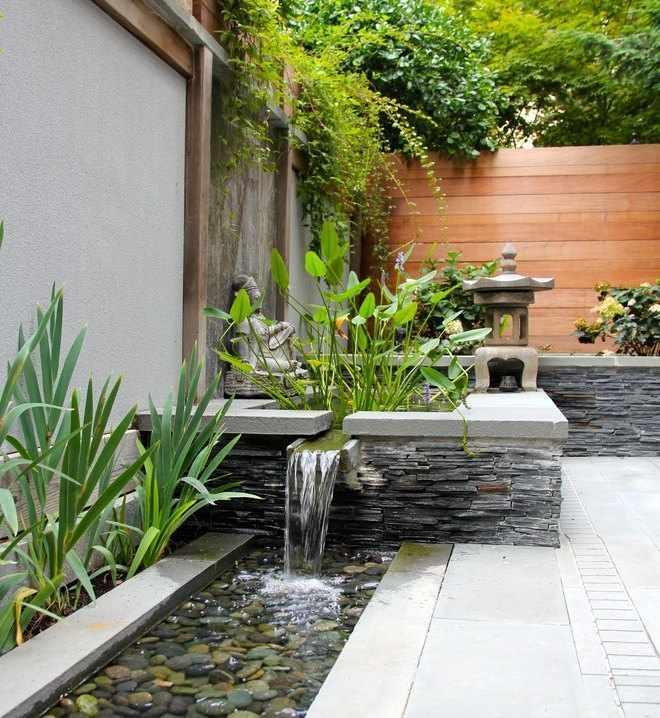 Dise o de jardines peque os for Jardines minimalistas pequenos