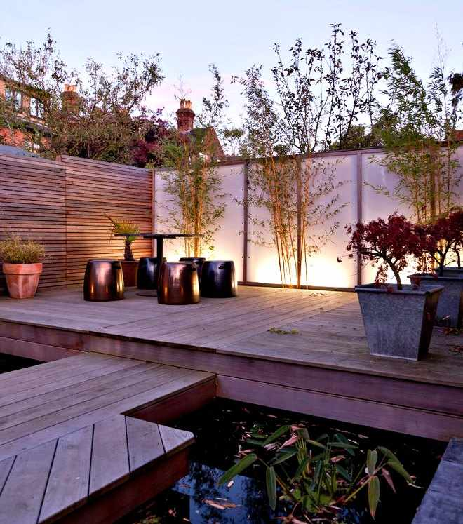 Dise o de jardines peque os Ideas paisajismo jardines