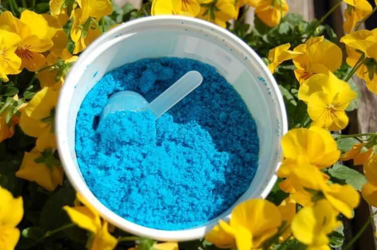 abonado de las plantas del jard n y la fertilizacion