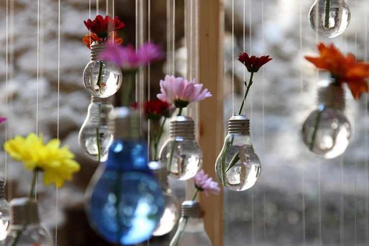 Como hacer macetas caseras con material reciclado tutorial for Deco para el hogar