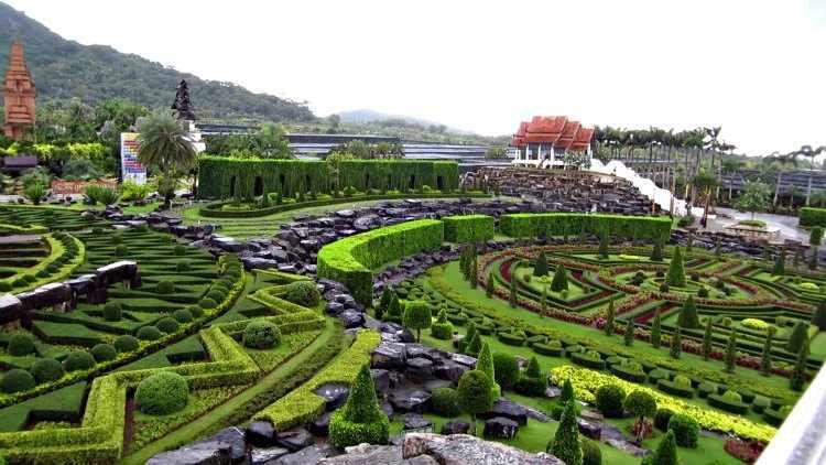 jardin frances o a la frances caracteristicas fotos y
