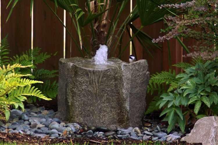 jardines con fuentes de agua with fuente de agua para jardin