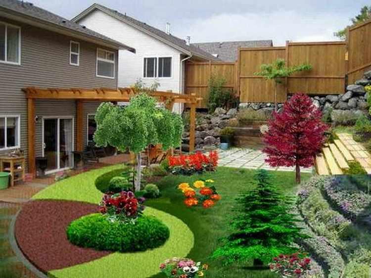 decoracion para patios pequeños