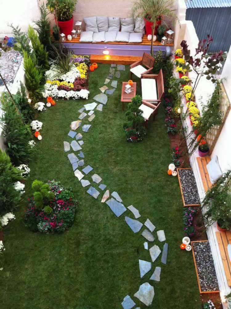Plantas para jardines peque os variedades y decoracion for Idee amenagement jardin 100m2