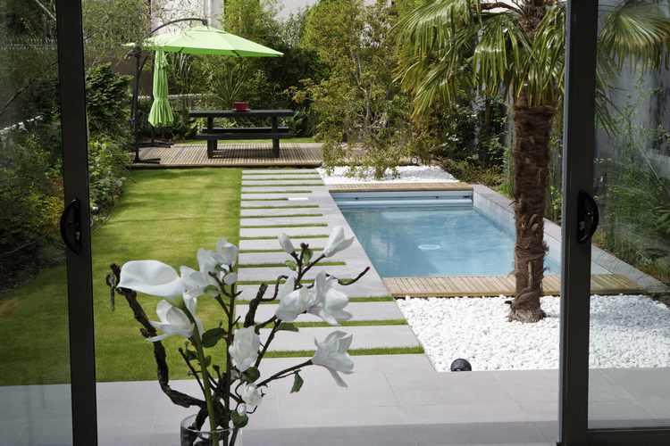 diseños de jardines pequeños para casas