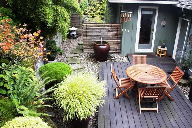 jardines pequeños decoracion