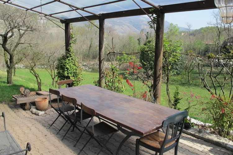 Decoracion de jardines rusticos dise os fotos e ideas for Jardines rusticos campestres