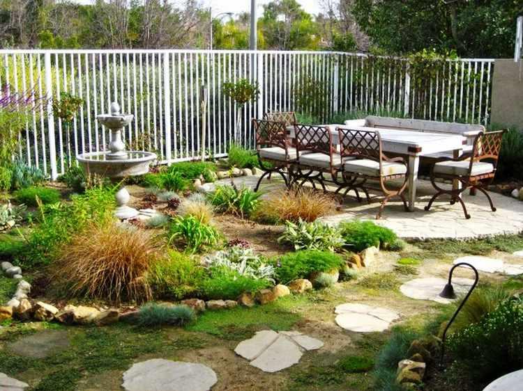 adornos jardin