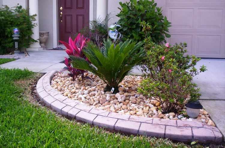 Decoracion de jardines peque os con adornos for Guarda cosas para jardin