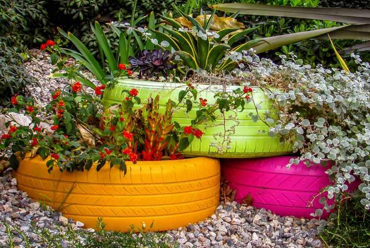 decoracion de jardines pequeños imagenes