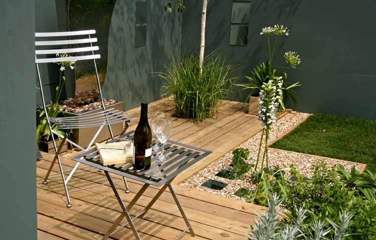 Como diseñar un jardin pequeño