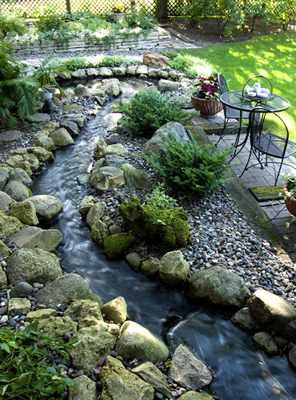 jardin pequeño exterior