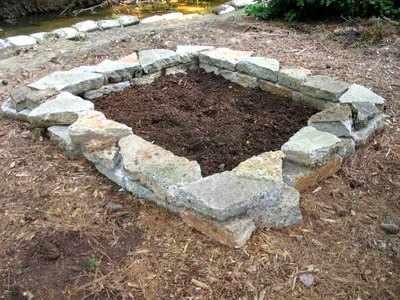 como hacer un parterre en un jardin