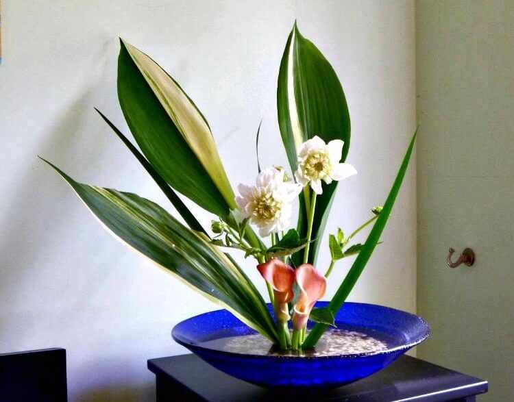 arte floral japones Ikebana
