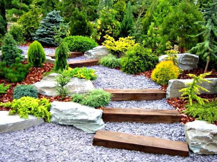 como tener un jardin bonito con poco dinero