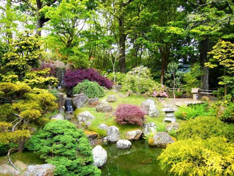 Jardin ingles historia plantas arquitectura y for Jardin en ingles