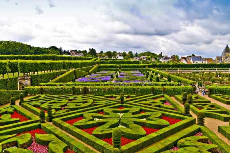 jardin frances