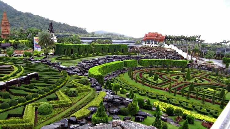 jardines franceses
