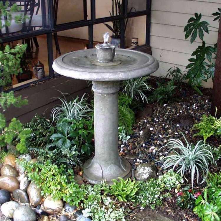 Fuentes de agua para jardines peque os - Fuente para jardin ...