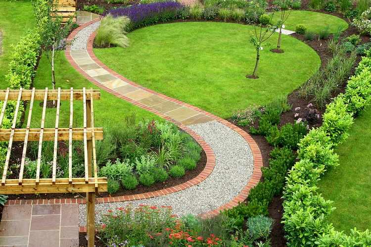 Jardines Pequenos Con Encanto Disenos Y Decoracion - Jardines-pequeos-modernos