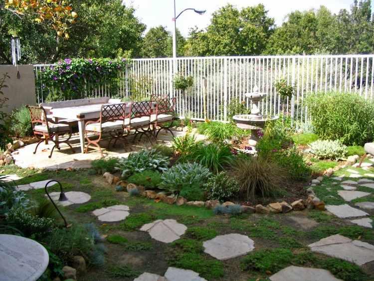 plantas pequeñas para jardin exterior