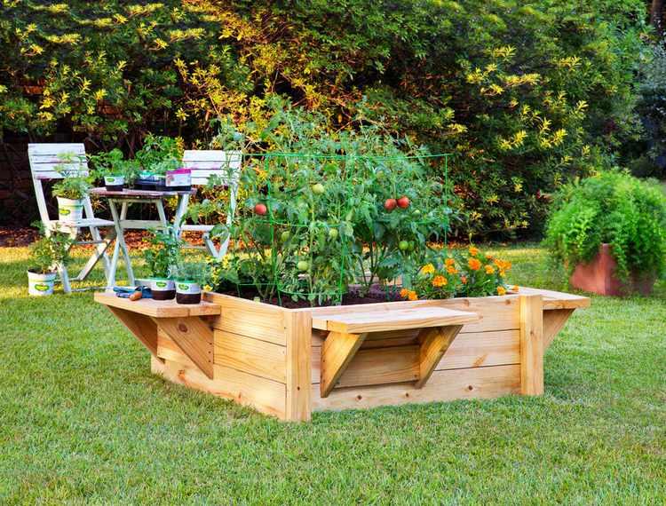 adornos para jardin caseros