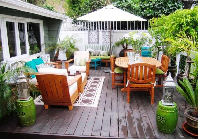 adornos para jardines exteriores